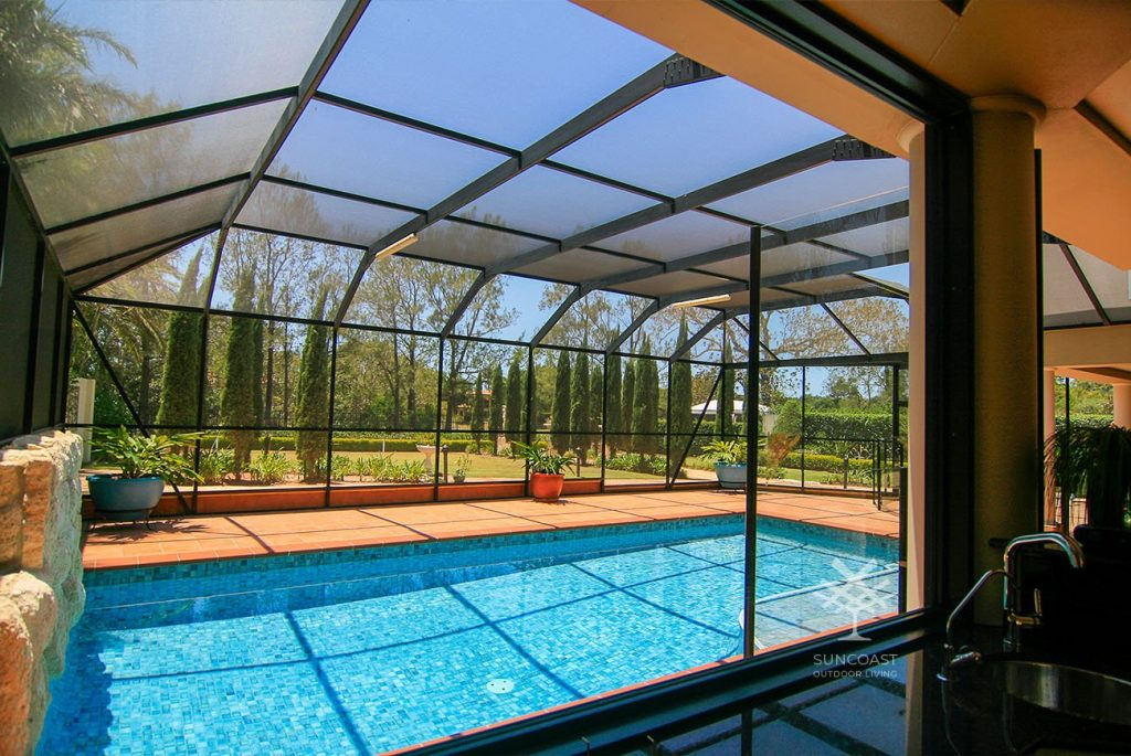 Screen Pool Enclosure Hope Island QLD