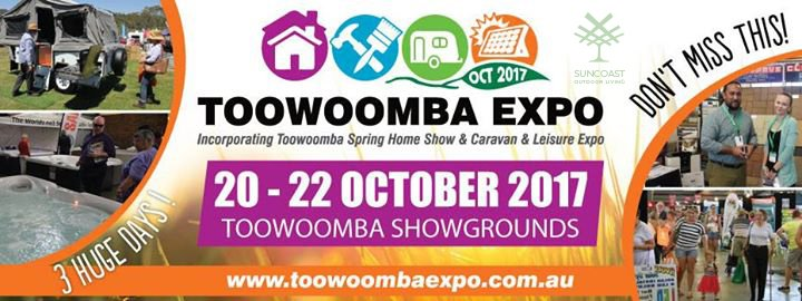 Come See Us at Toowoomba Expo 2017