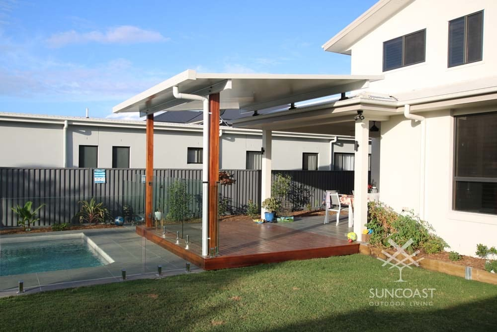 After - Insulated Fly Over Patio, Wishart QLD