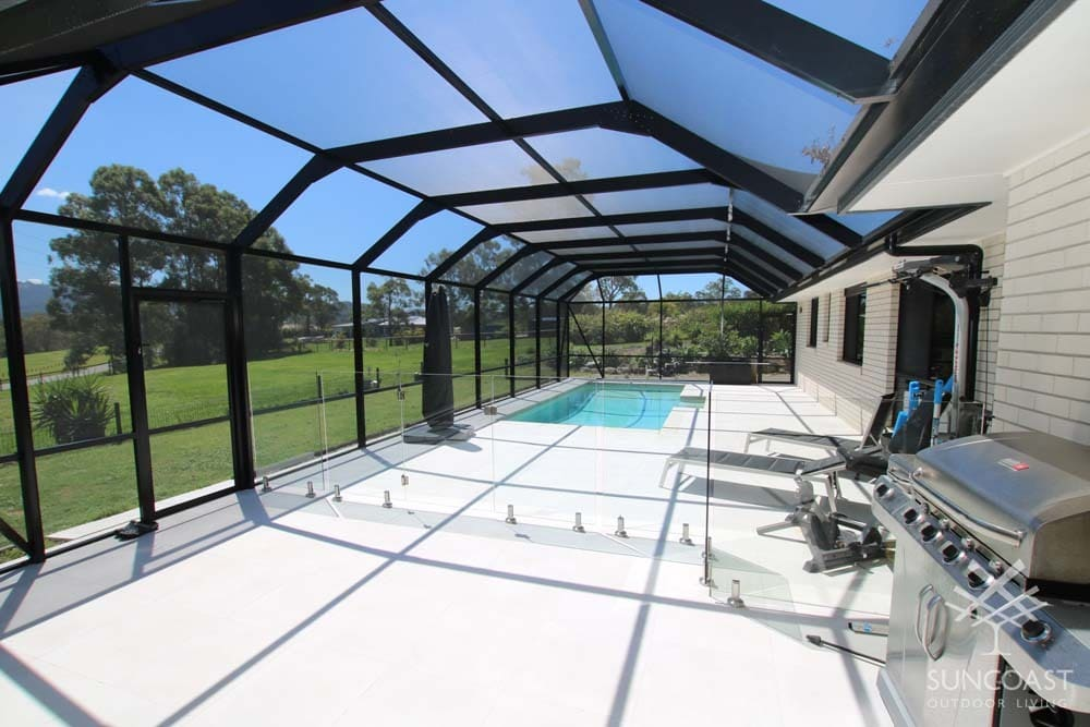 After - Pool Enclosure and Patio, Maudsland QLD