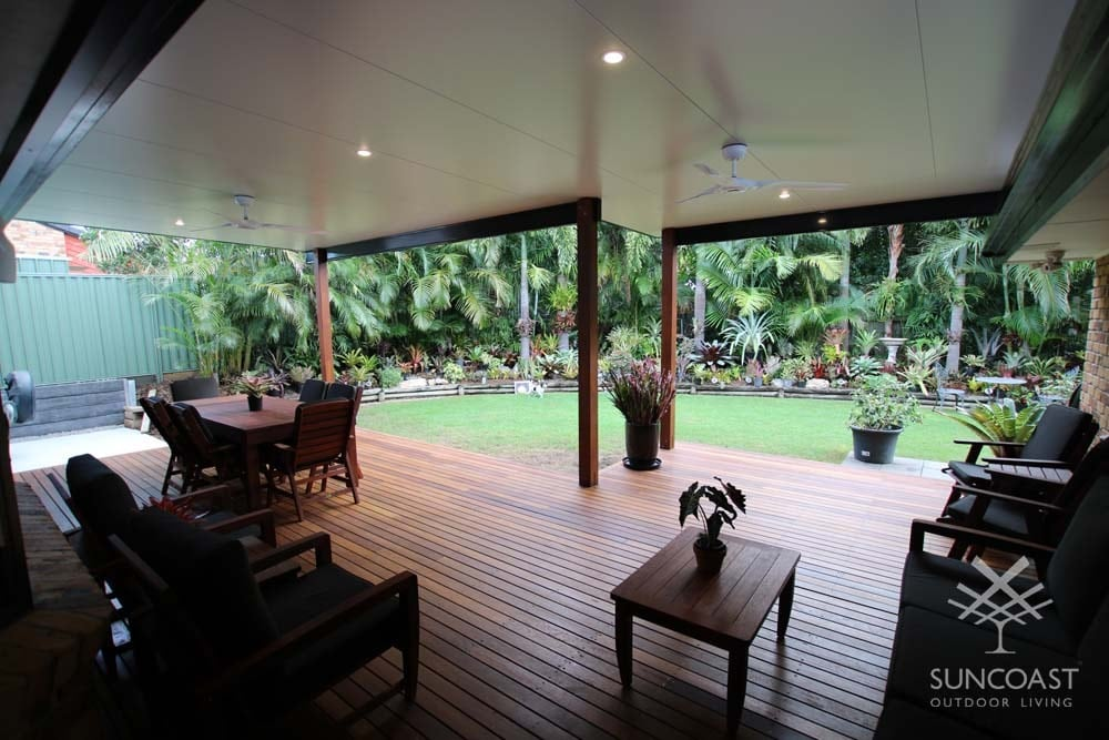After - Insulated Patio Roof and Extended Deck, Tingalpa QLD