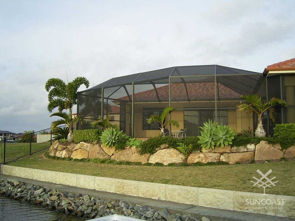 After - Pool Enclosure Exterior, Helensvale, QLD