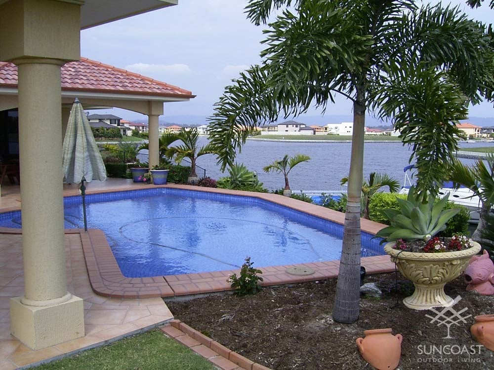 Before - Pool Area, Helensvale, QLD