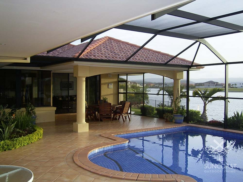 After - Pool Enclosure, Helensvale, QLD