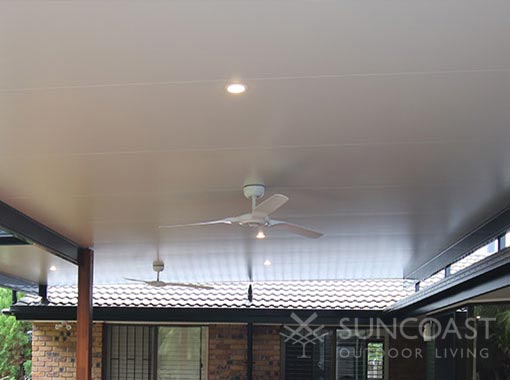 Lighting and Fans for Patios