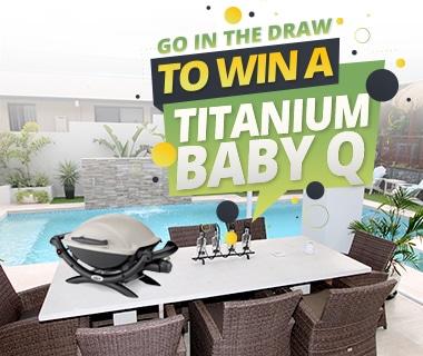 WIN 1 of 10 Baby Q's