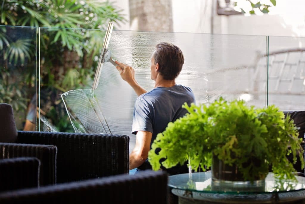 Time to spring clean your outdoor area